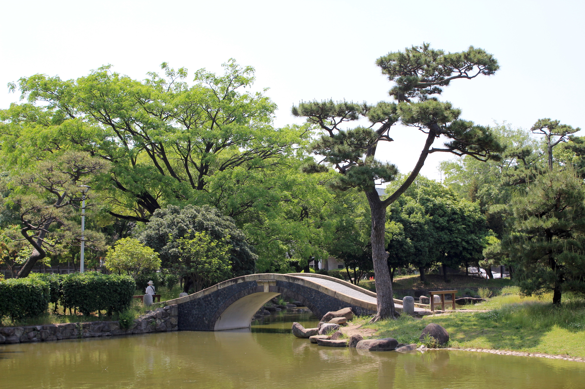 Park in Osaka