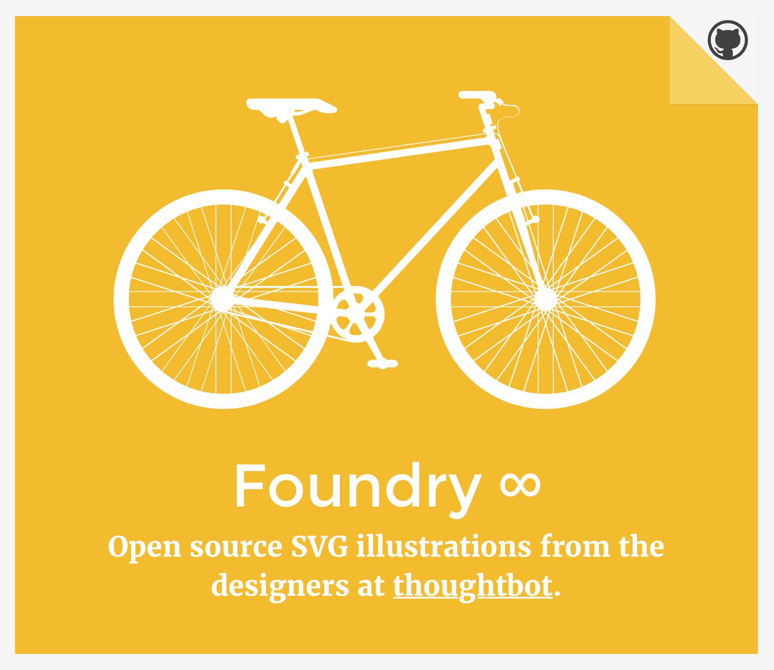 Foundry - Open source SVG illustrations from the designers at thoughtbot