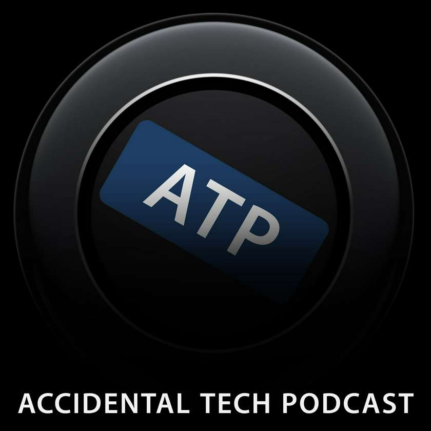The Accidental Tech podcast cover art