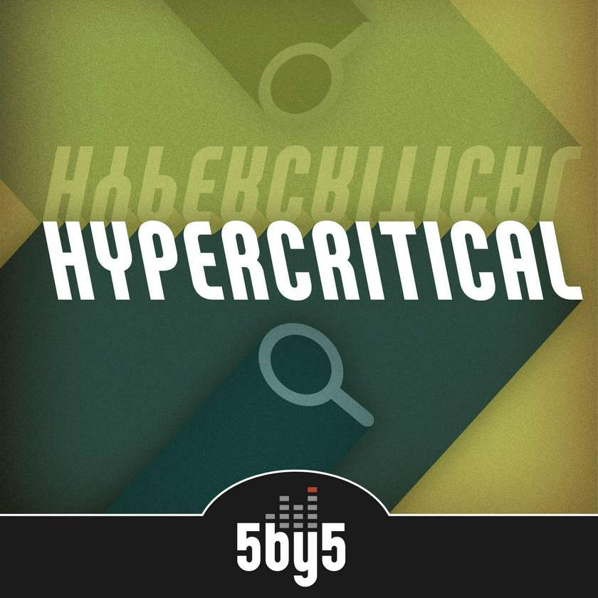 The Hypercritical podcast cover art