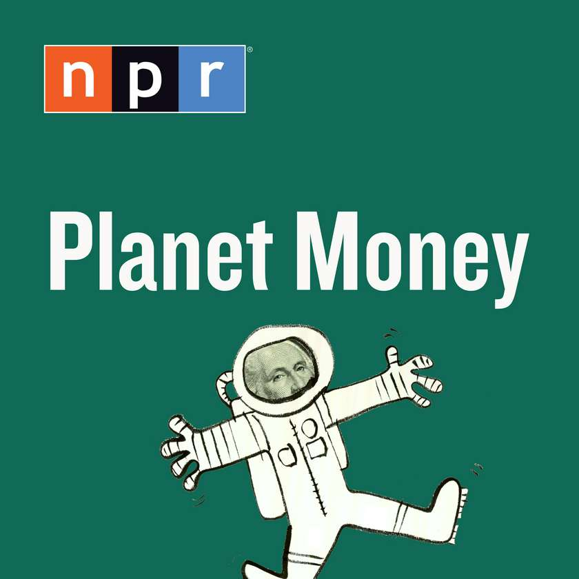 The Planet Money podcast cover art